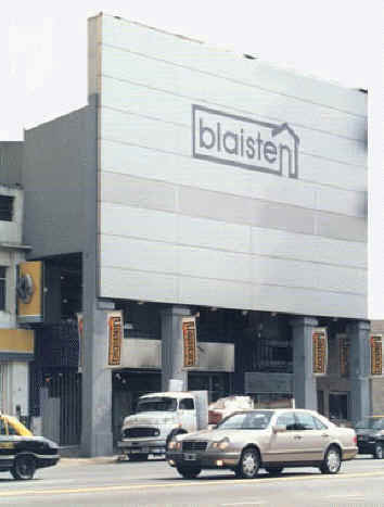 Blaisten local Recoleta